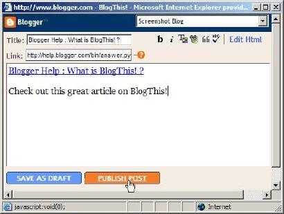 BlogThis!